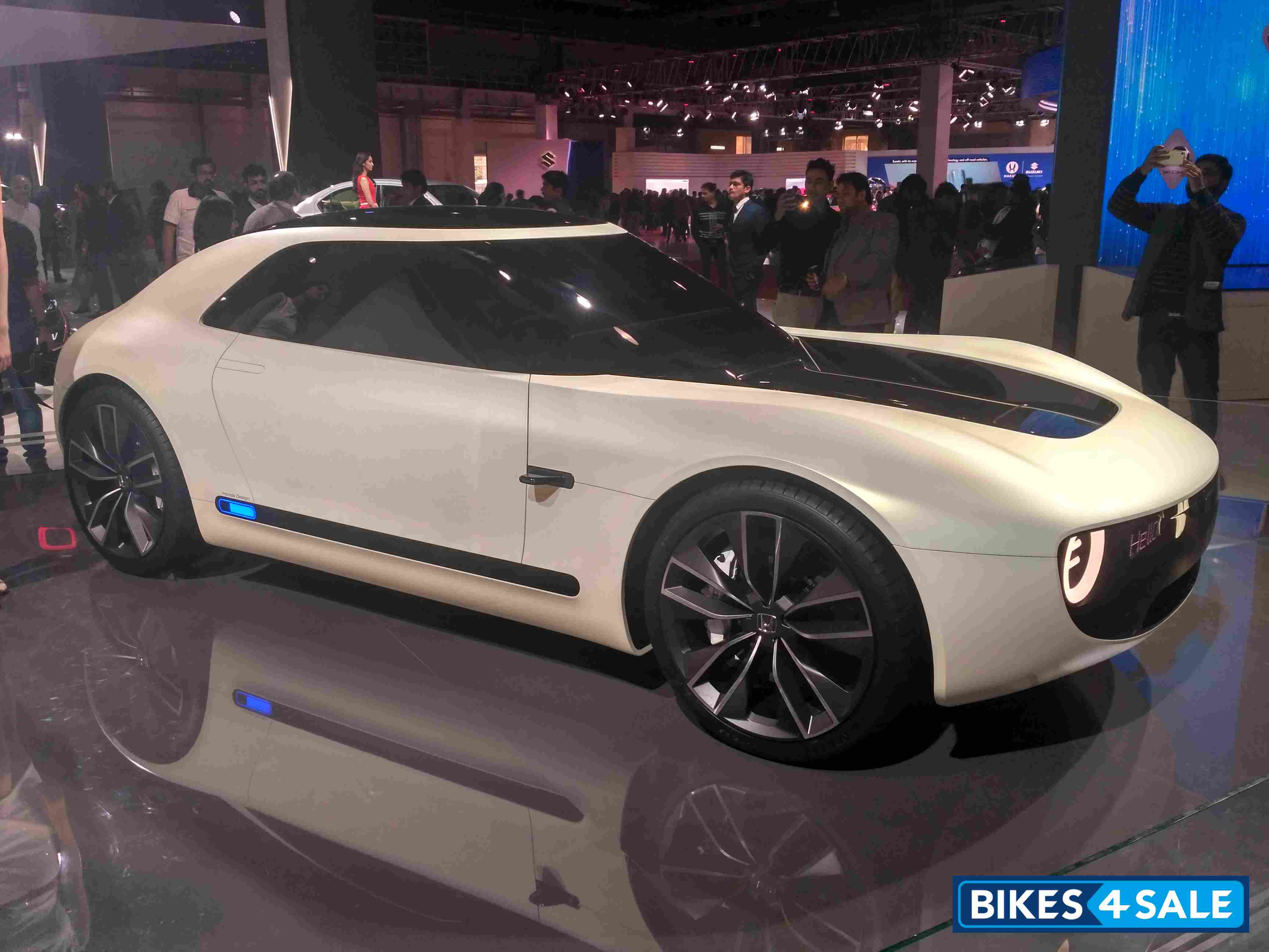 Slide 27 Sports Ev Concept From Honda Cars Showcased At The 2018