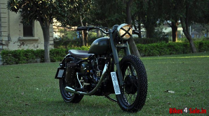 Bambukaat Motorcycle Customs