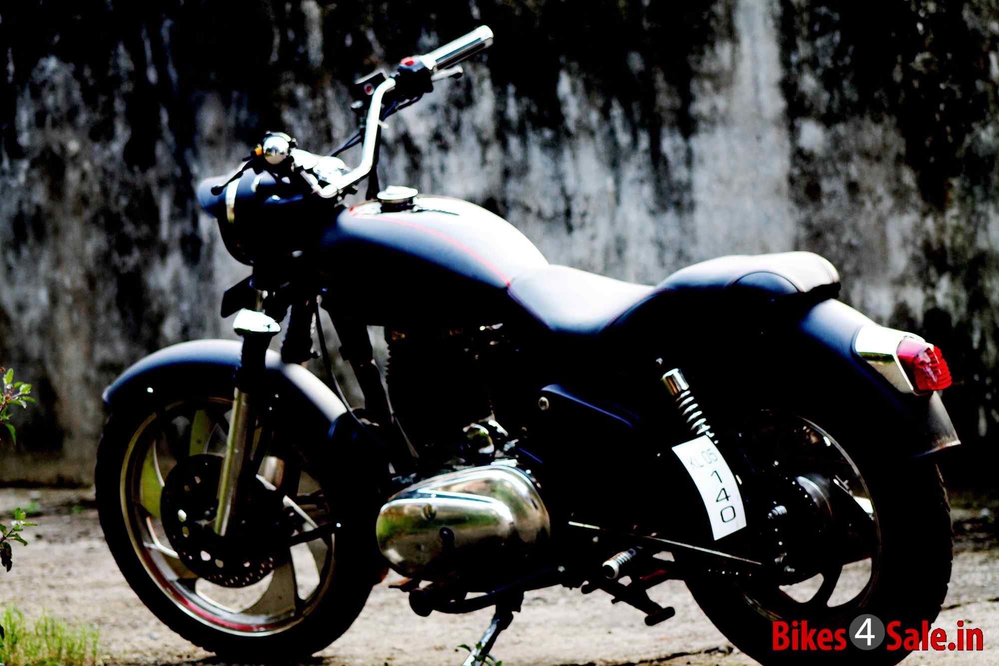 Used Motorcycles Dealers >> Slide 6 : The Story of a Transformed Bull - Bikes4Sale