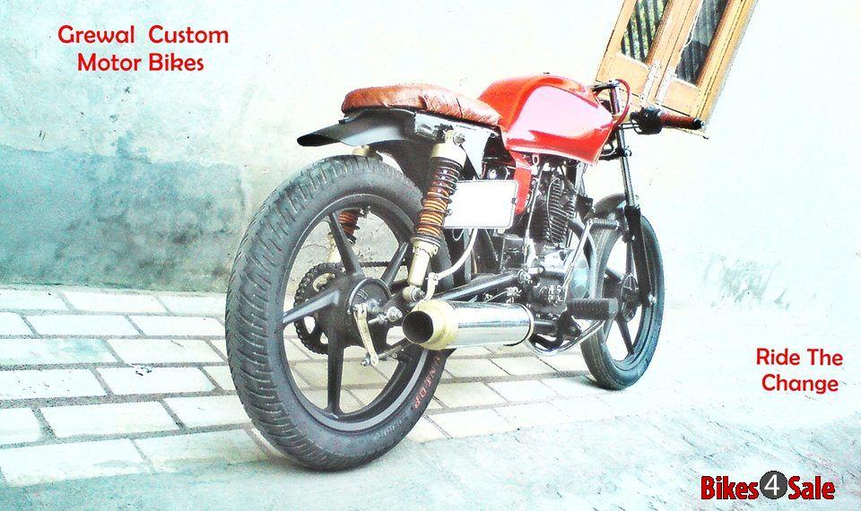 Grewal Custom Motorbikes Punjab Bikes4sale