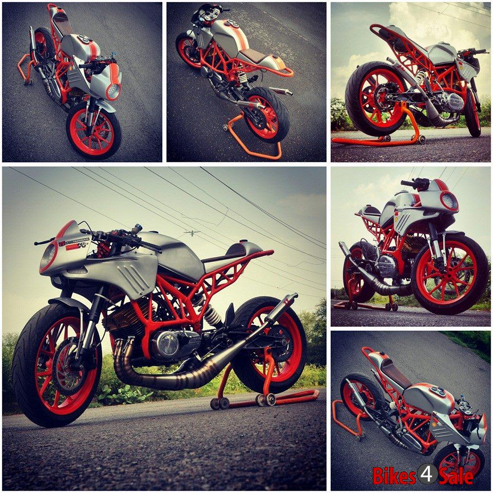 Inline3 Custom Motorcycles
