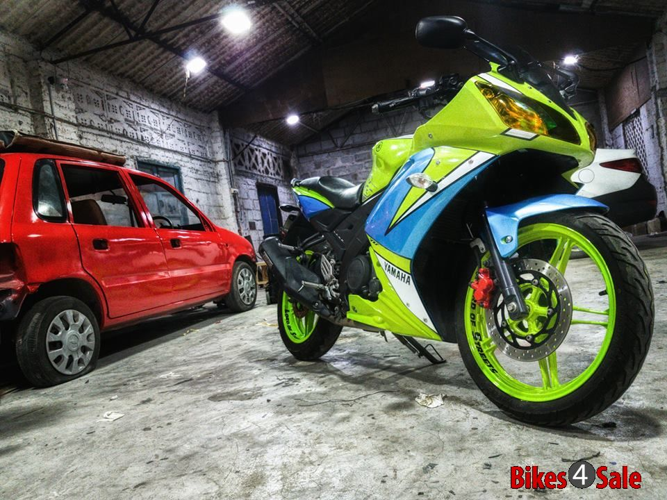 Knight Auto Customizer R15