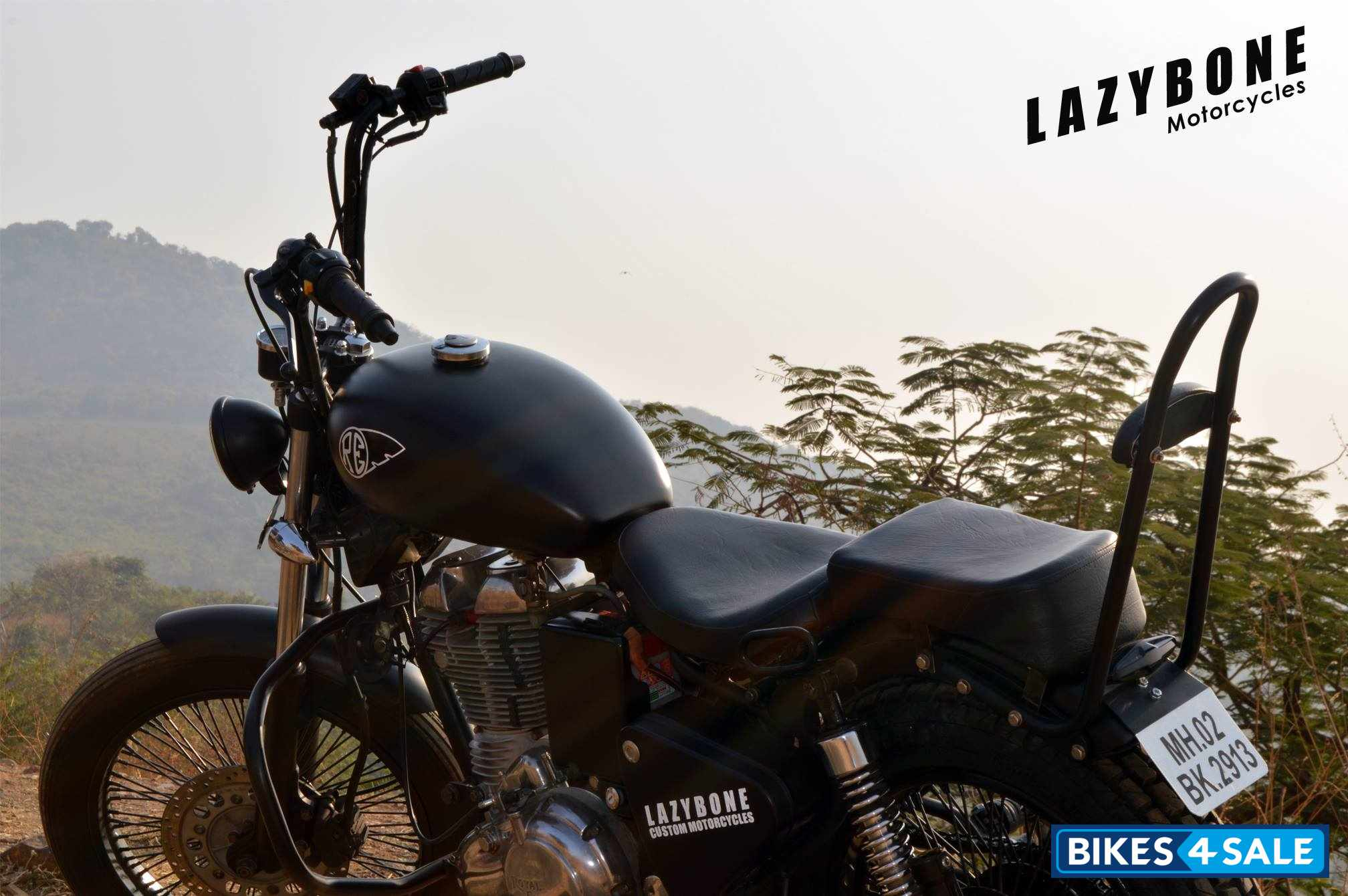 Lazybone Motorcycles