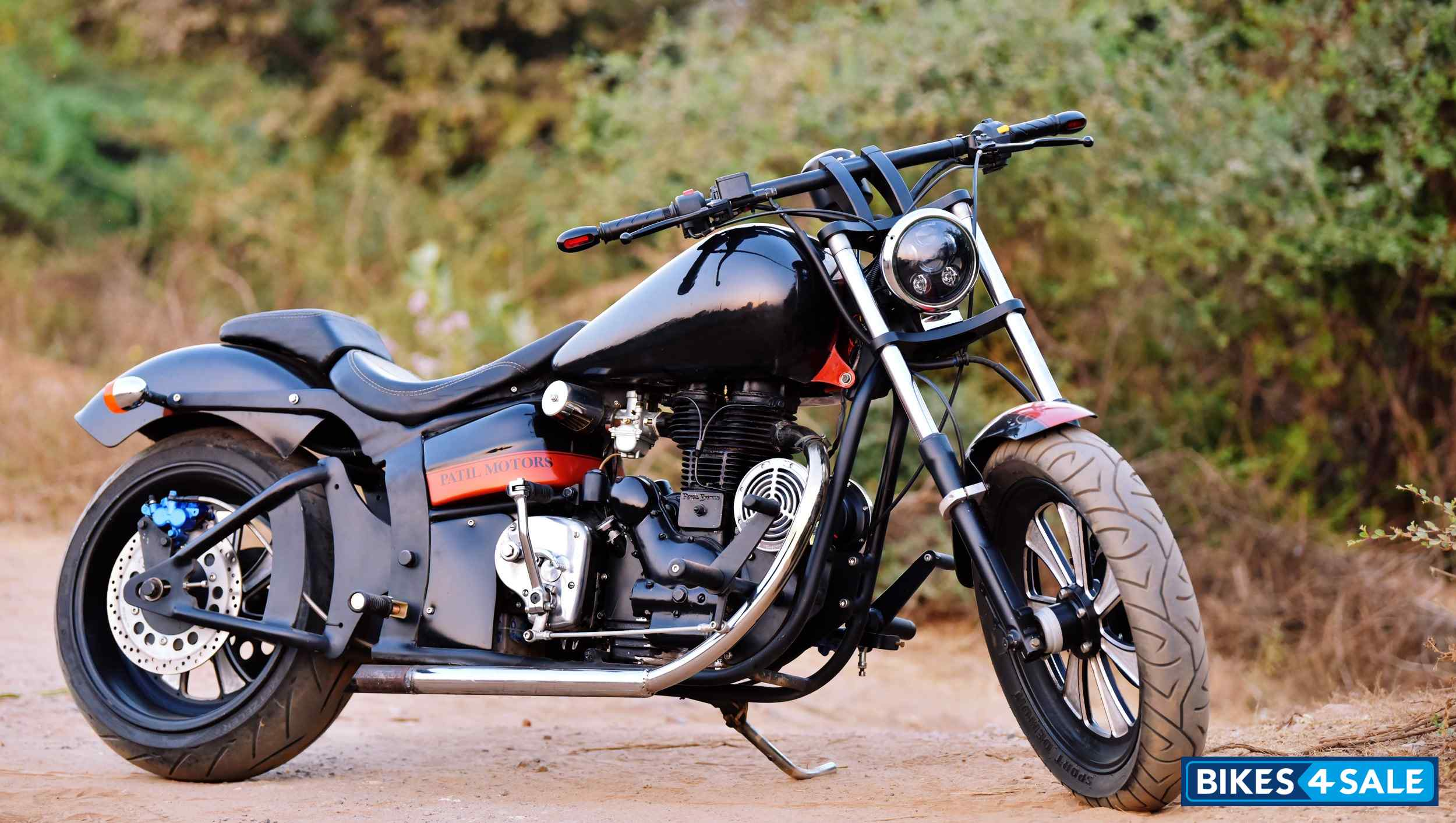 PMS Motorcycle