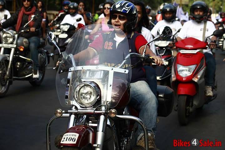 Slide 5 The Bikerni Association Of Female Bikers India