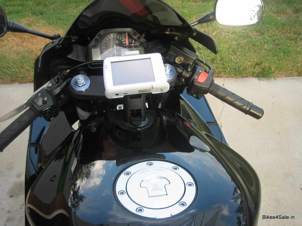 GPS navigation tracking system for bikes in India