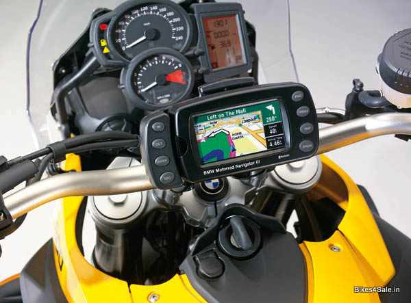 Gps Navigation Tracking System For Bikes In India Bikes4sale