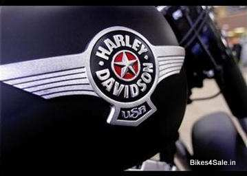 Harley Davidson Manufacturing Plant in India