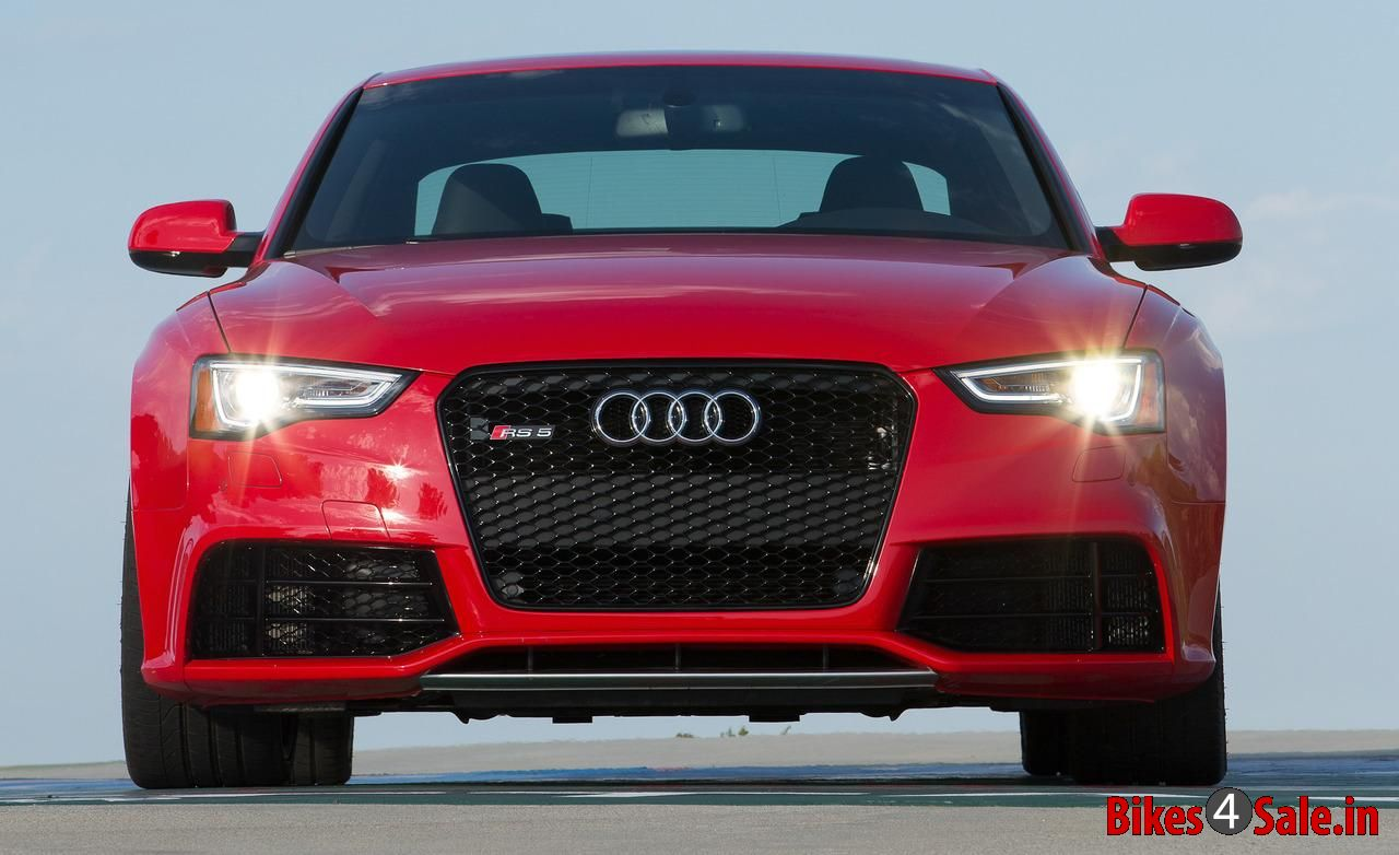2013 Audi RS5 Coupe Launched