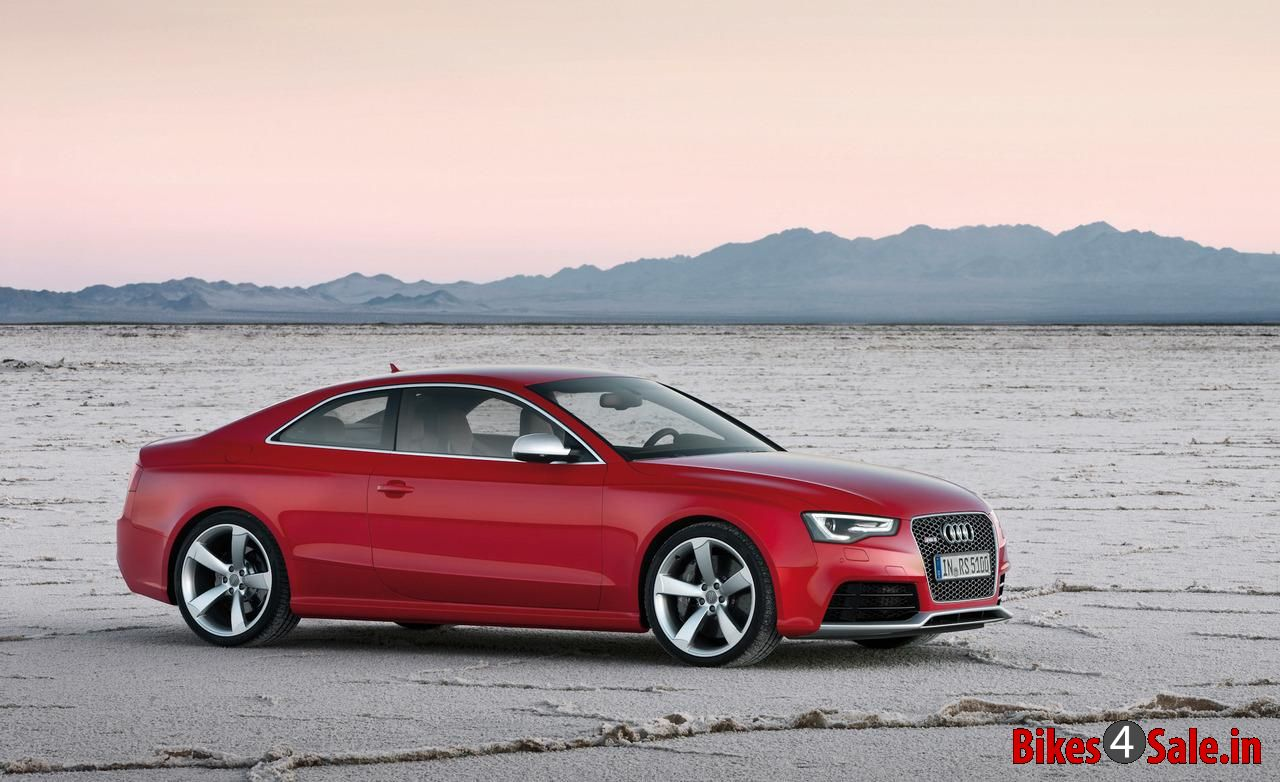 2013 audi rs5 coupe launched bikes4sale. Black Bedroom Furniture Sets. Home Design Ideas