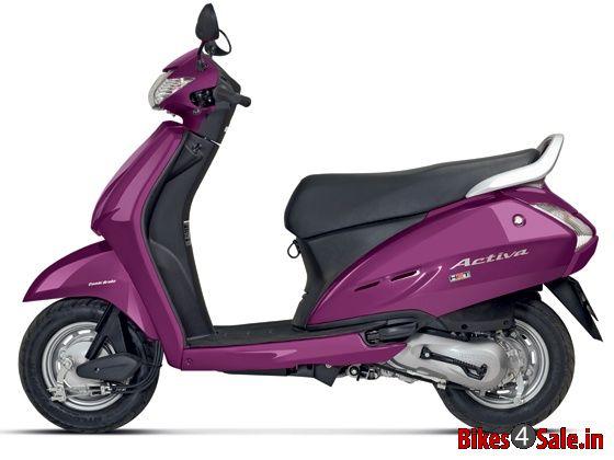 honda launches refreshed dio activa  aviator bikessale