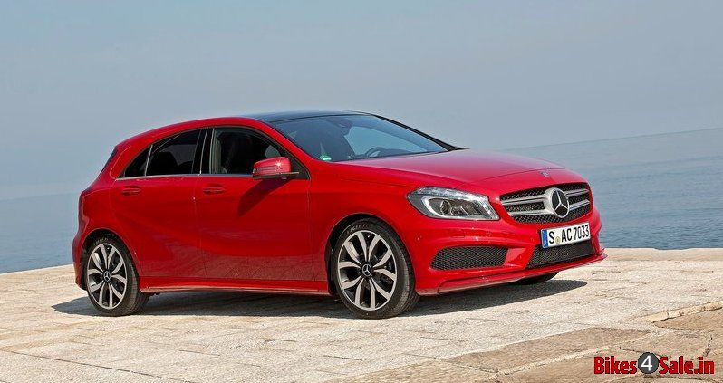 Mercedes benz a class launched bikes4sale for Mercedes benz bicycle for sale