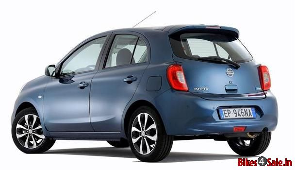 nissan unveils updated micra bikes4sale. Black Bedroom Furniture Sets. Home Design Ideas
