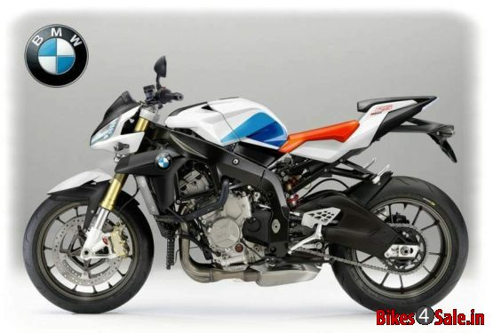BMW S1000RR Streetfighter