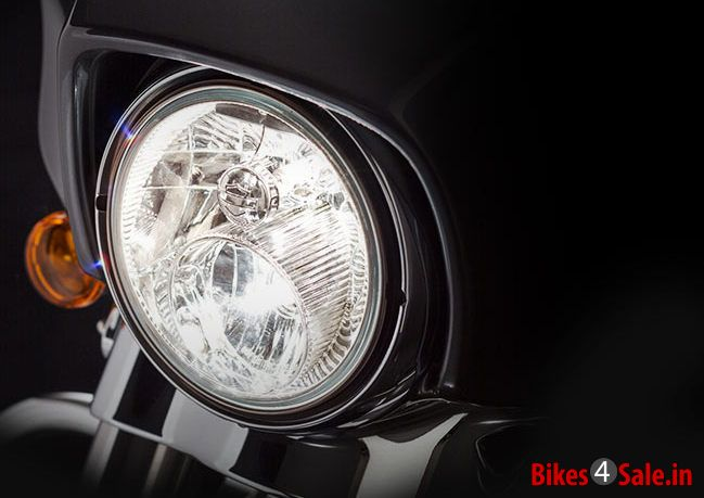 2014 Harley Davidson Project Rushmore Dual Halogen Headlight