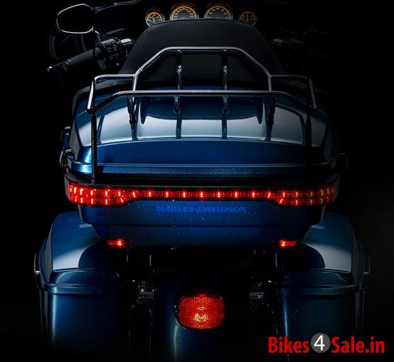 2014 Harley Davidson Project Rushmore LED Rear Lighting