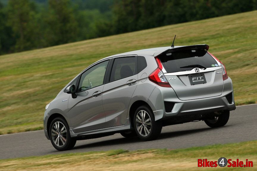 2014 Honda Jazz (Fit)