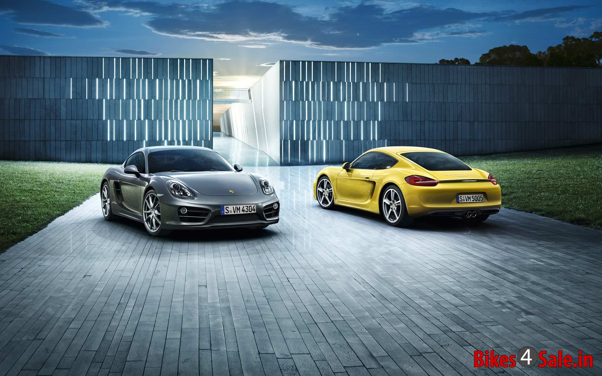 Updated Porsche Cayman S Launched In India Bikes4Sale