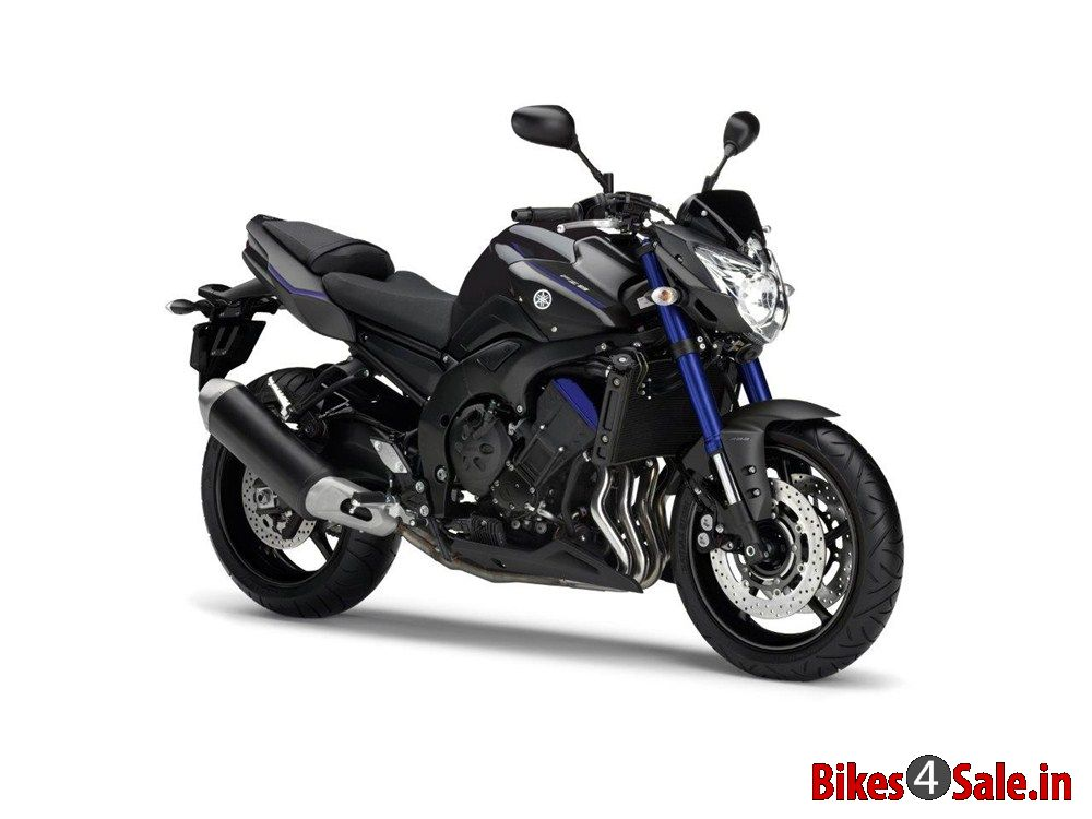 2014 Yamaha FZ8 Race Blu Series