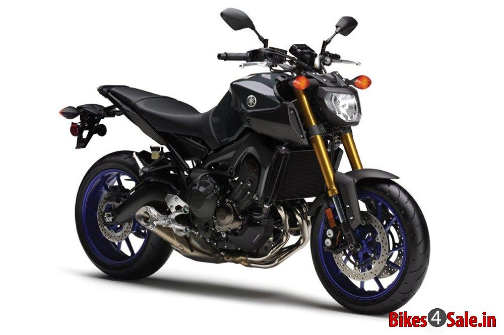 2014 Yamaha MT-09 Race Blu Series