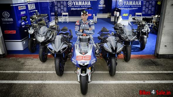 2014 Yamaha Race Blu Series
