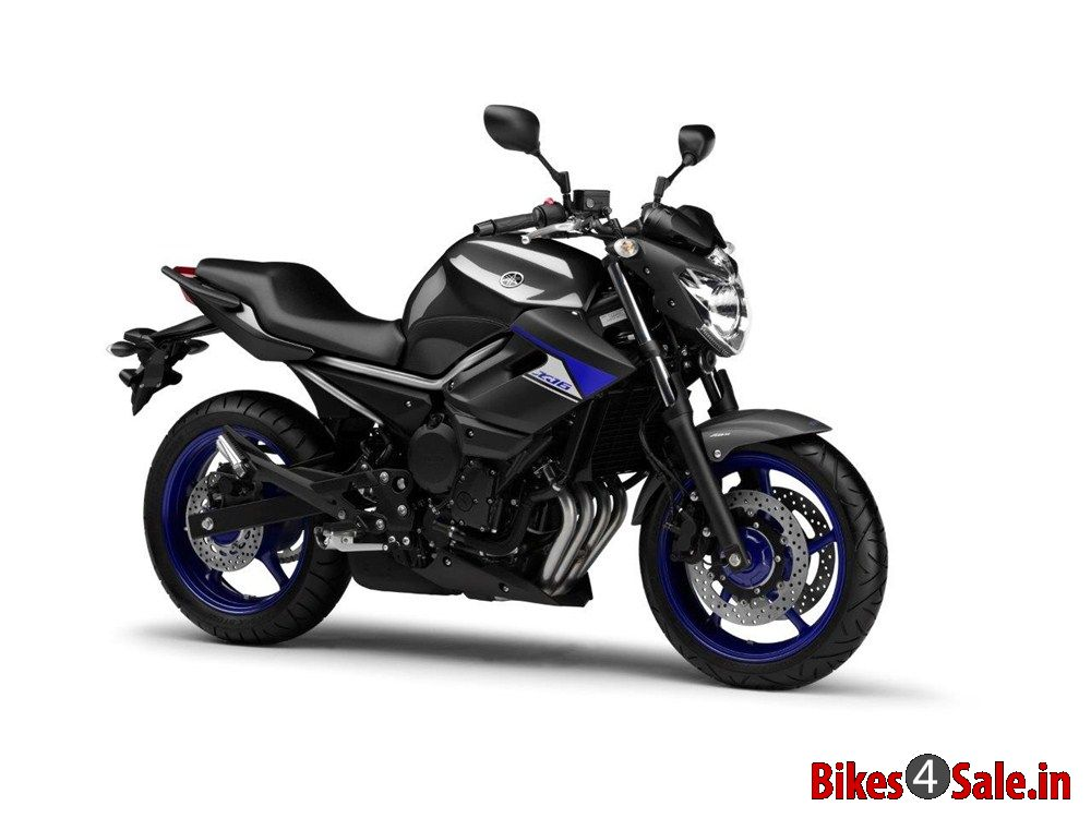 2014 Yamaha XJ6 Race Blu Series