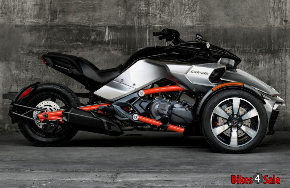 2015 Can Am Spyder F3