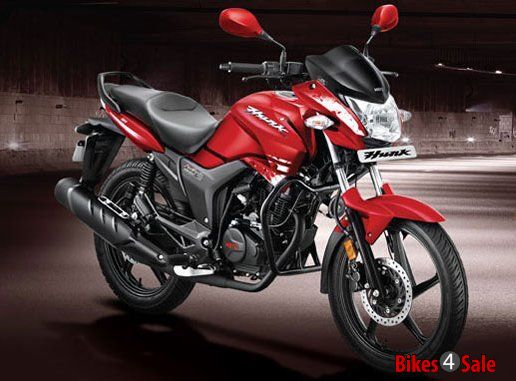 2015 Hero Hunk Facelift 1