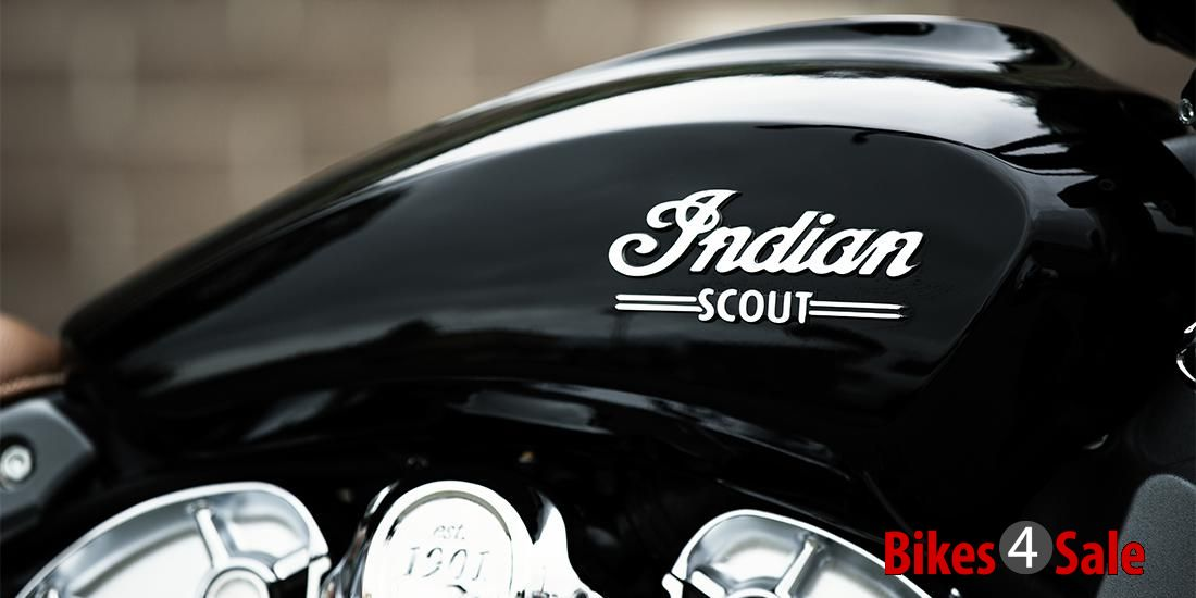 2015 Indian Motorcycle Scout Tank