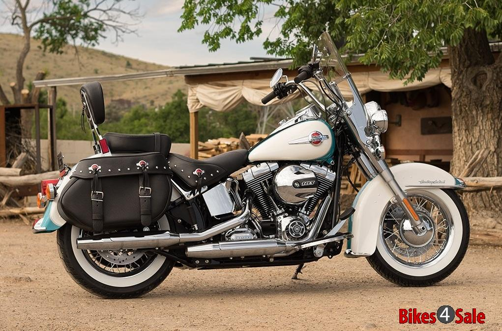 2016 Harley Davidson Heritage Soft Tail Classic