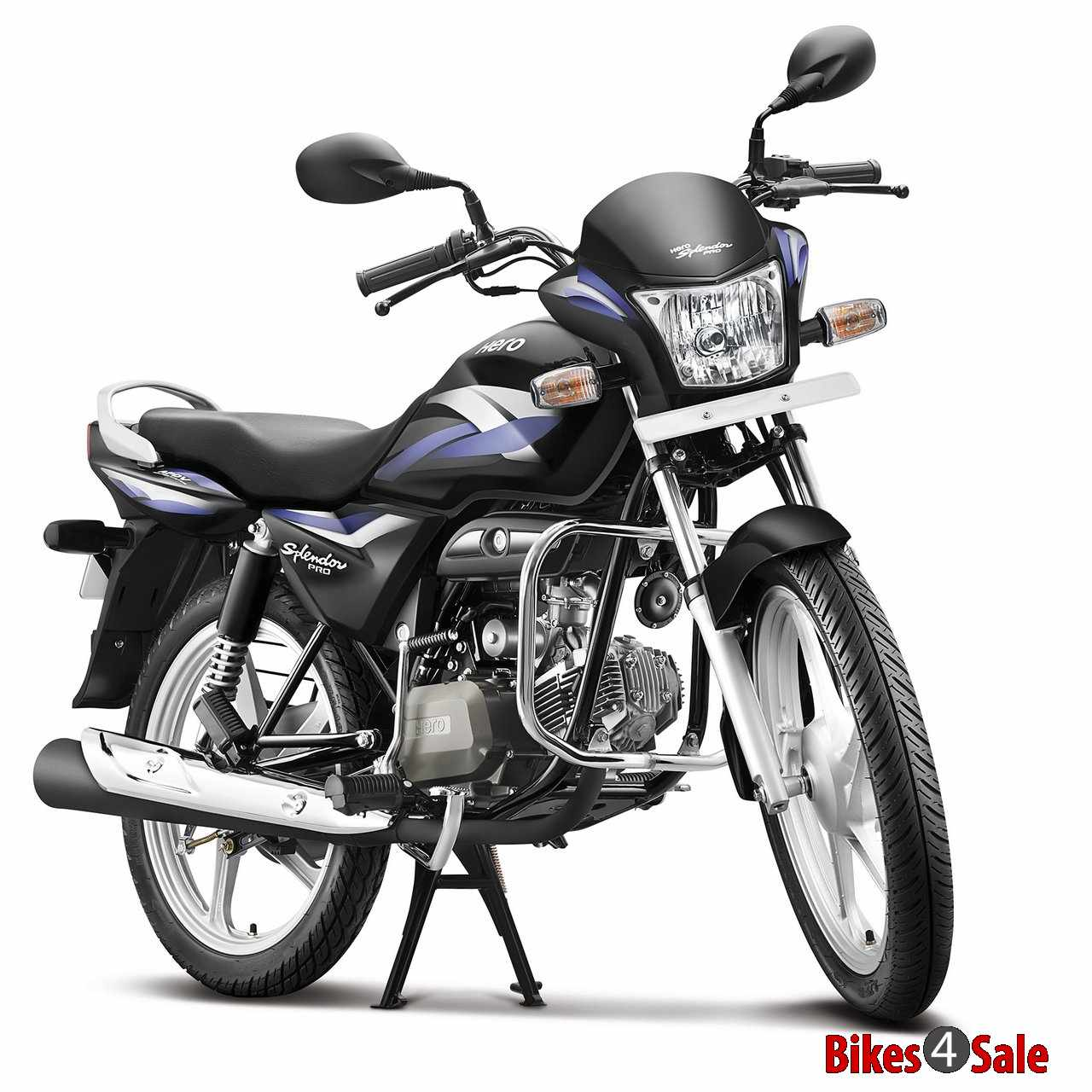 2016 Hero Splendor Blue