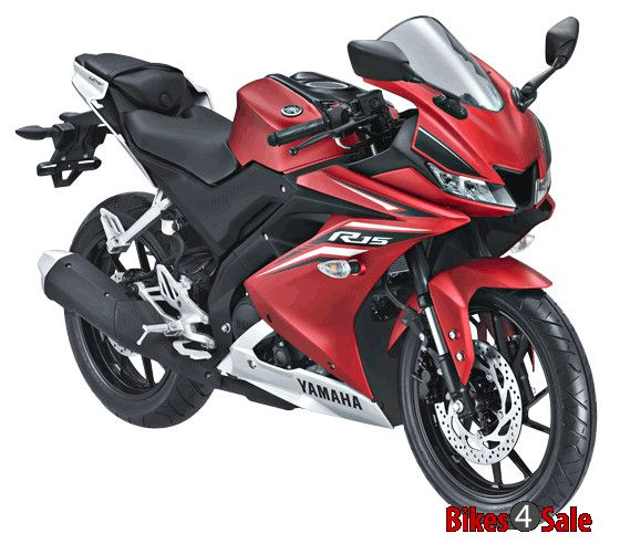 2017 R15 Red