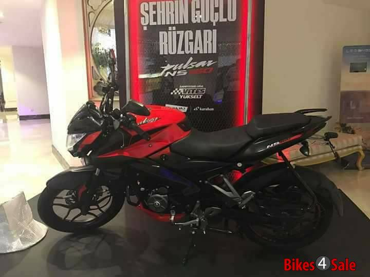 Bajaj Pulsar 160ns Turkey Launch