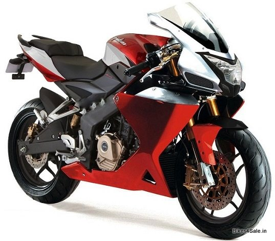 Bajaj To Unveil Pulsar 375 At Auto Expo The Motor Show