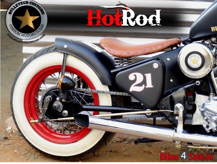 Bulleteer Customs Karnataka Bikes4sale