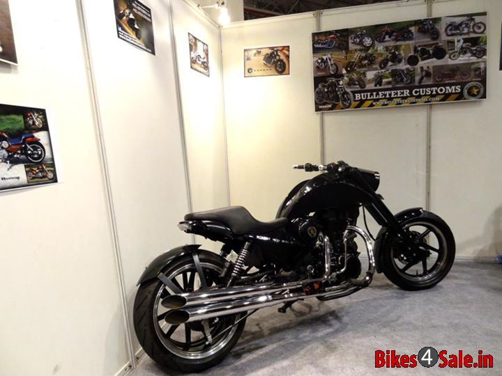 Bulleteer Customs, Karnataka - Bikes4Sale