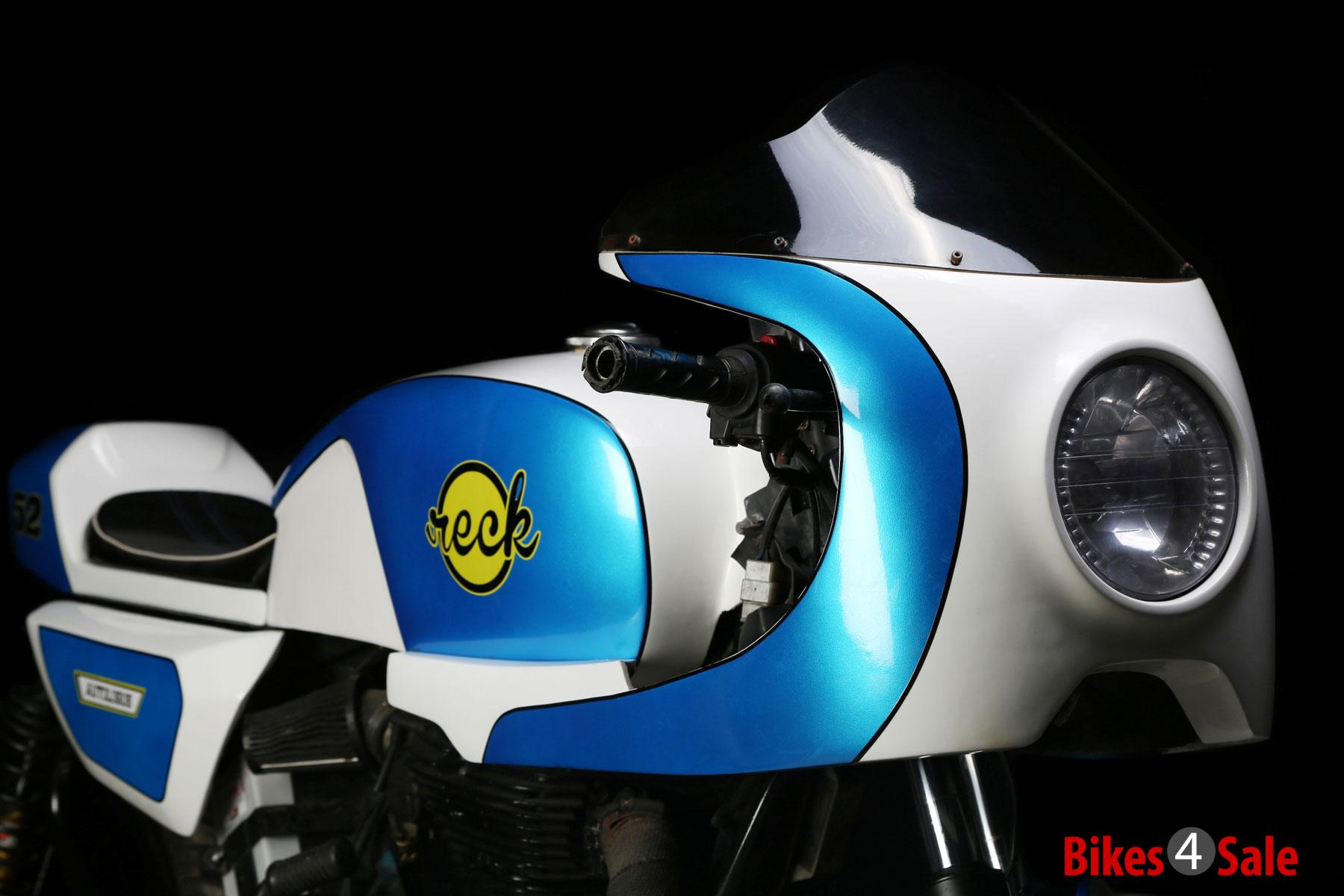 Cafe Racer Body Kit
