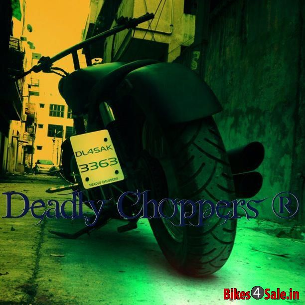 Deadly Choppers
