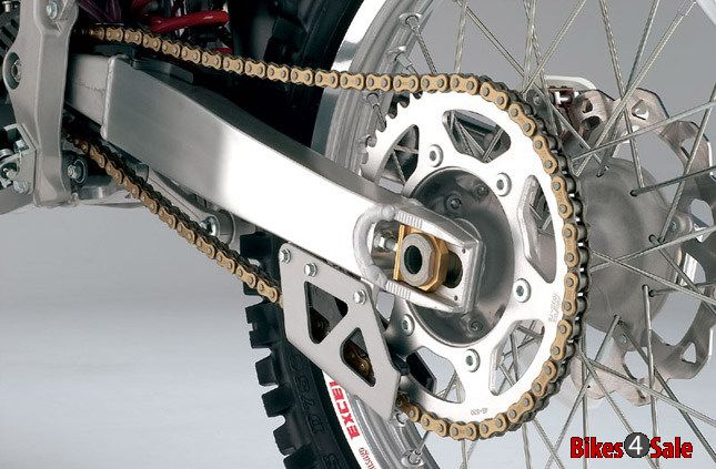 Drive Chain Motorcycle