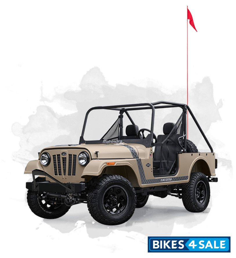 Mahindra S New Off Roader Roxor Launched In America