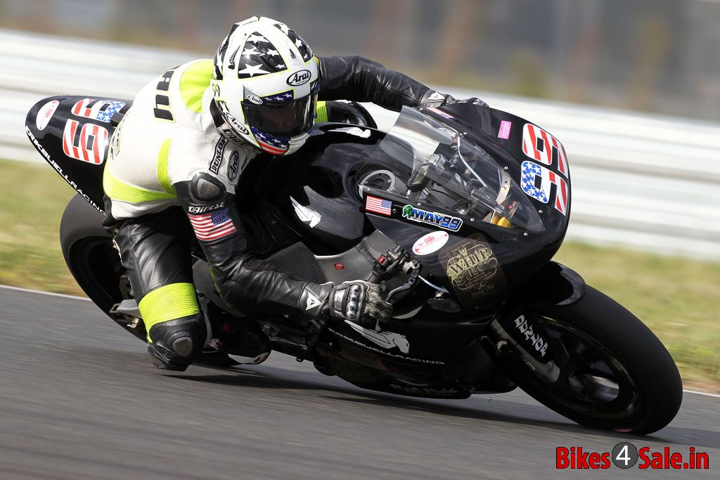 Erik Buell Racing 1190RS