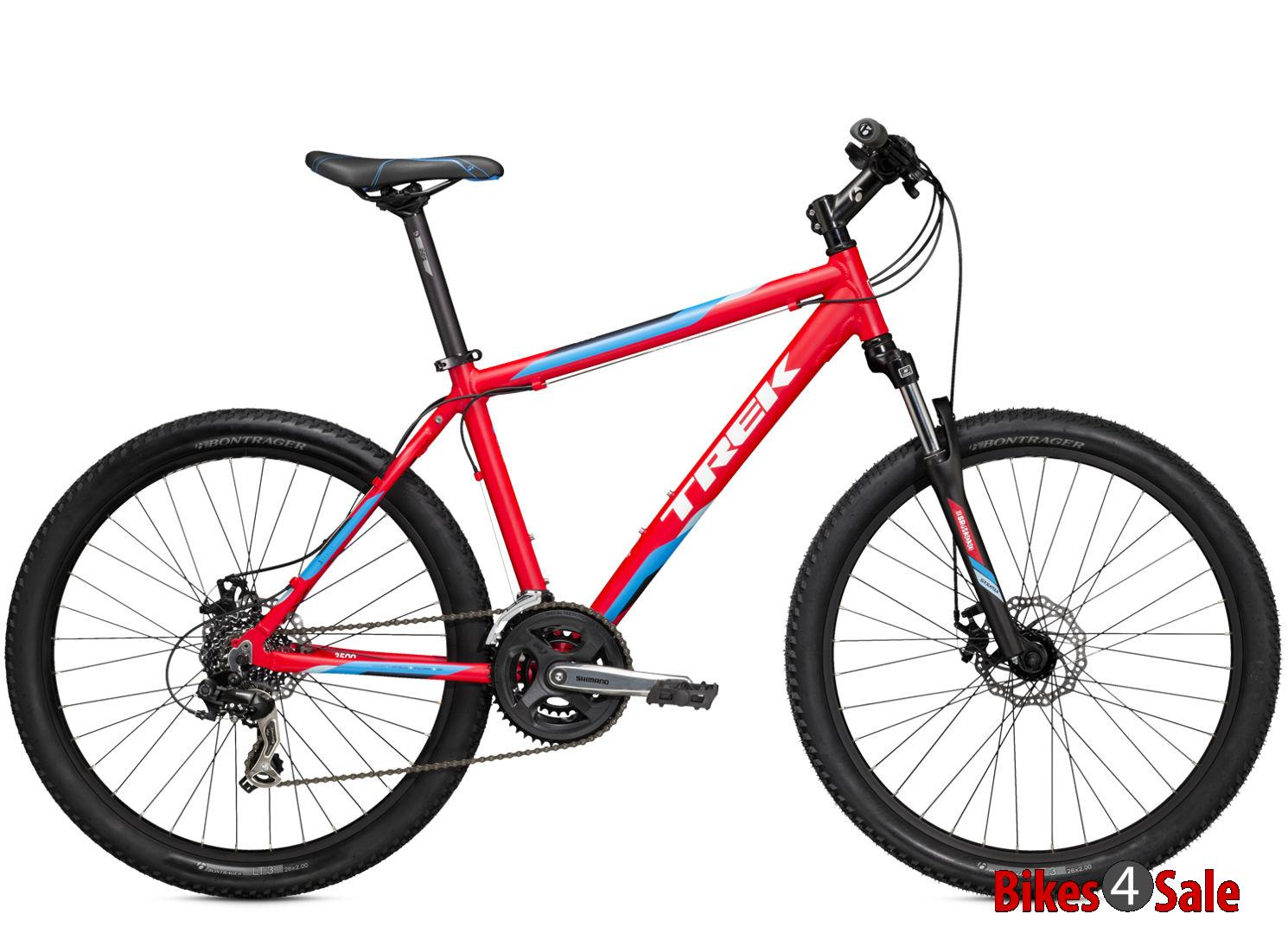 Firefox Trek 3500d Red