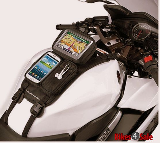 Gps Mount For Motorcycles