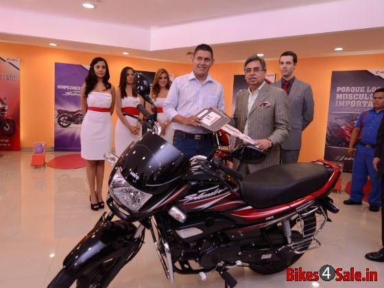 Hero MotoCorp Central America Debut