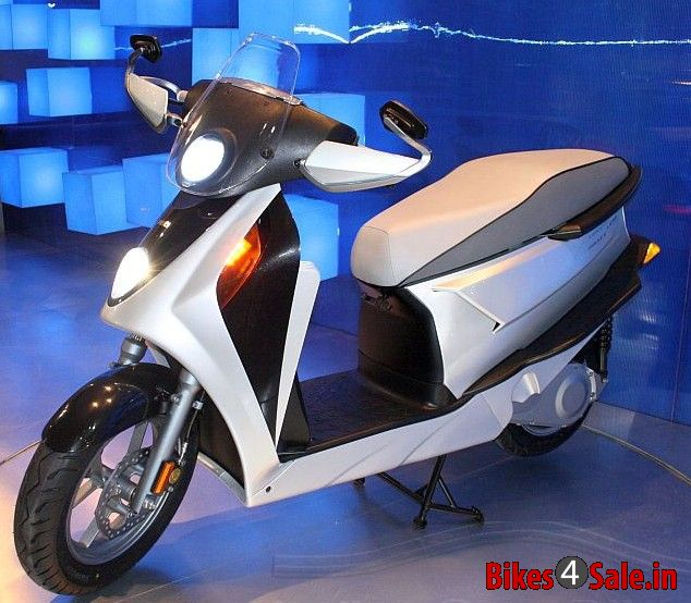Hero MotoCorp Leap 20