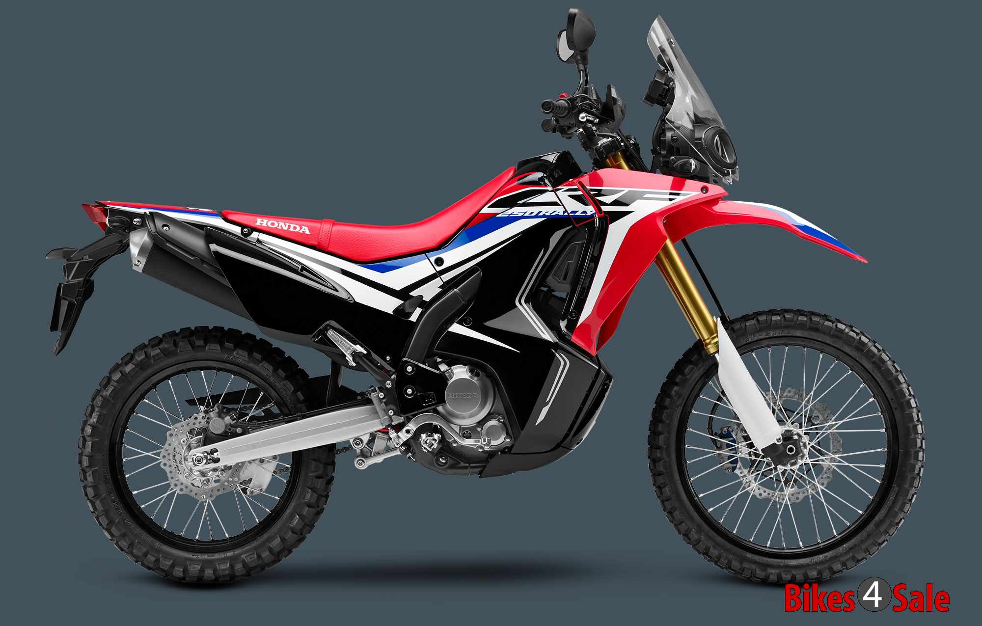 A Dual Sport Bike From Honda The Crf 250l Bikes4sale