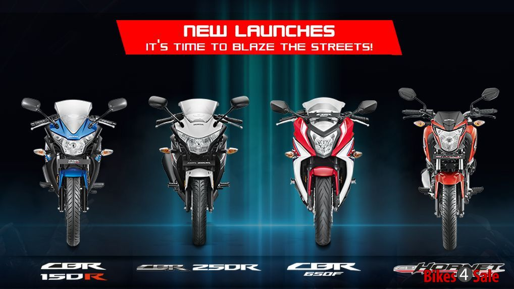 Honda Revfest Launch