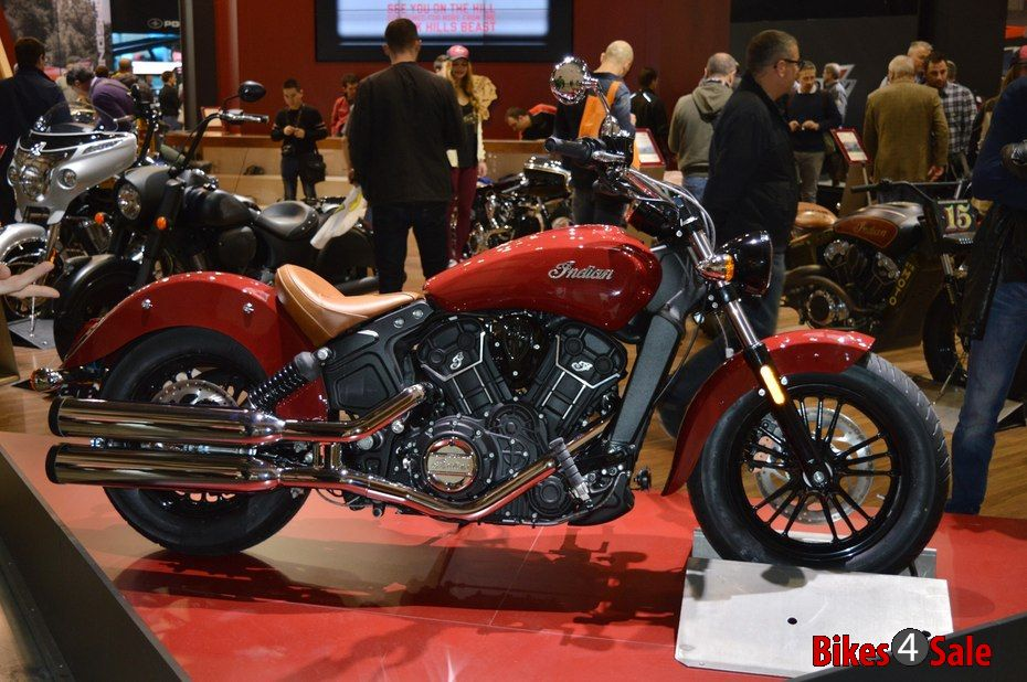 Indian Scout Sixty 2016 1