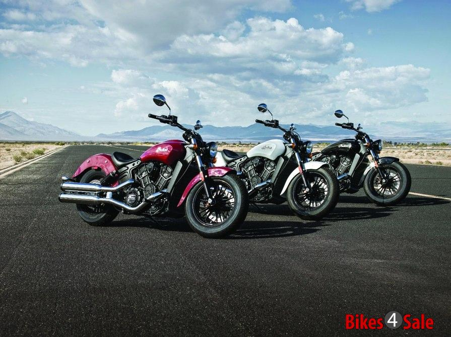 Indian Scout Sixty 2016 2