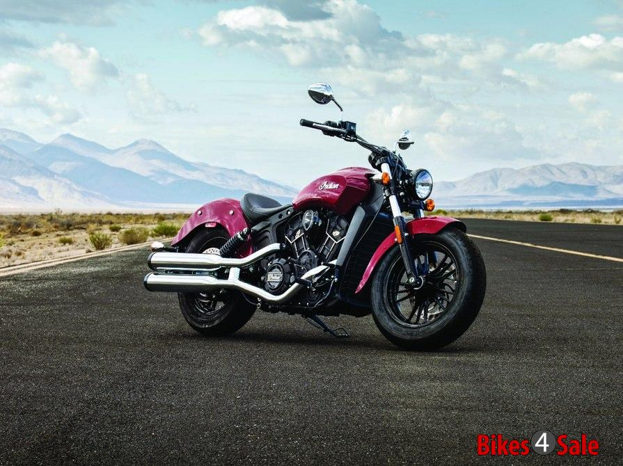 Indian Scout Sixty 2016 4